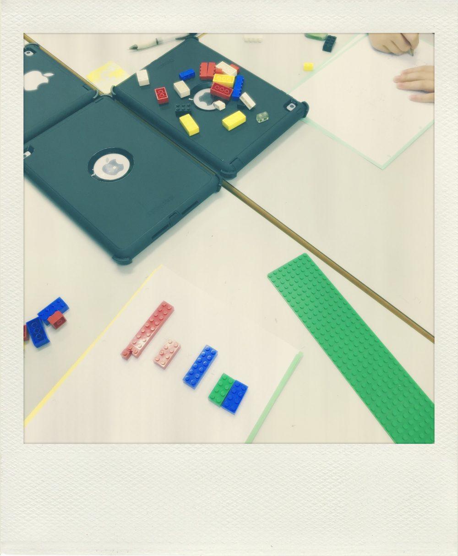 Aprendemos con Lego: Operaciones combinadas.
