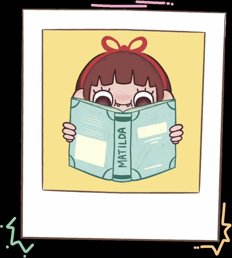 Proyecto de animación a la lectura: Matilda