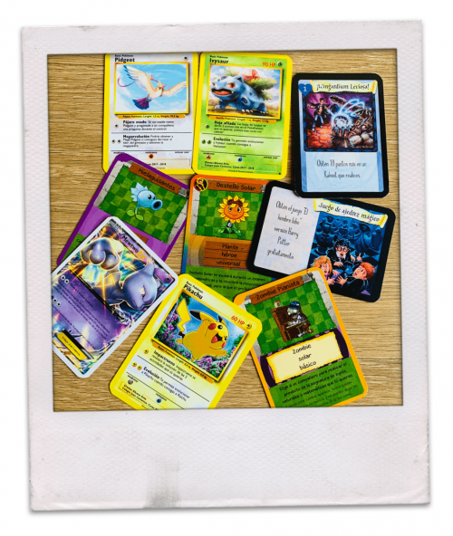 Cómo crear cartas para gamificar
