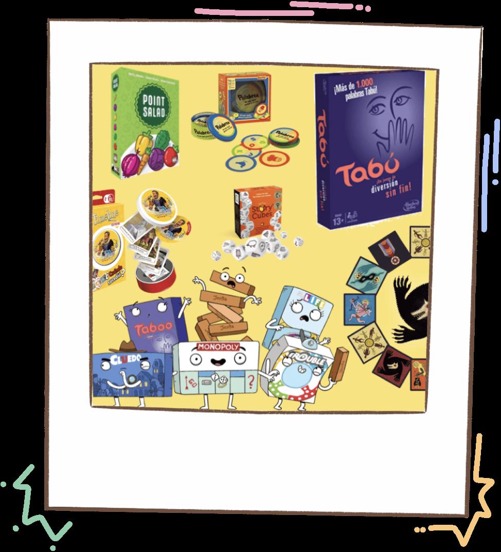 Otros 10 juegos de mesa para el aula