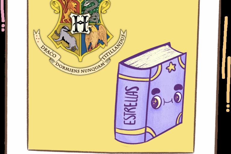 Dictado estilo Hogwarts